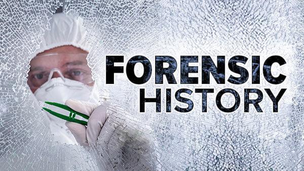 Historia kryminalistyki