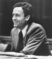 Ted Bundy podczas procesu sądowego jako własny obrońca
