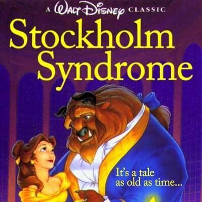 Syndrom Sztokholmski w Pięknej i Bestii