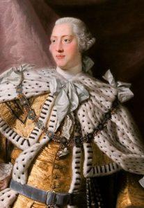 król Anglii Jerzy III